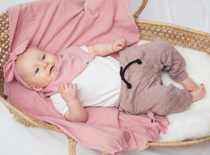 Bébé accessoires en mérinos