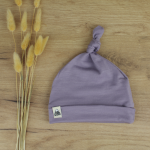 bonnet violet mérinos wp