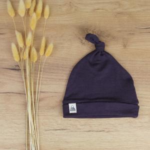 bonnet merinos 0-6m iris